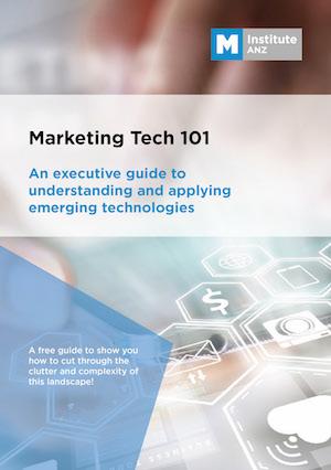 Marketing Tech 101