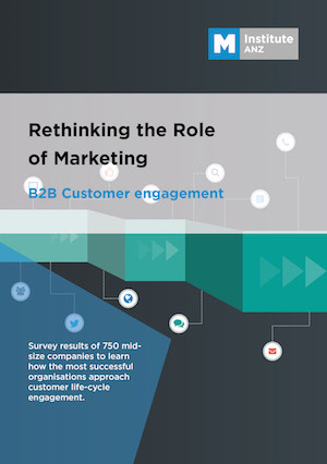 Rethinking the Role of Marketing