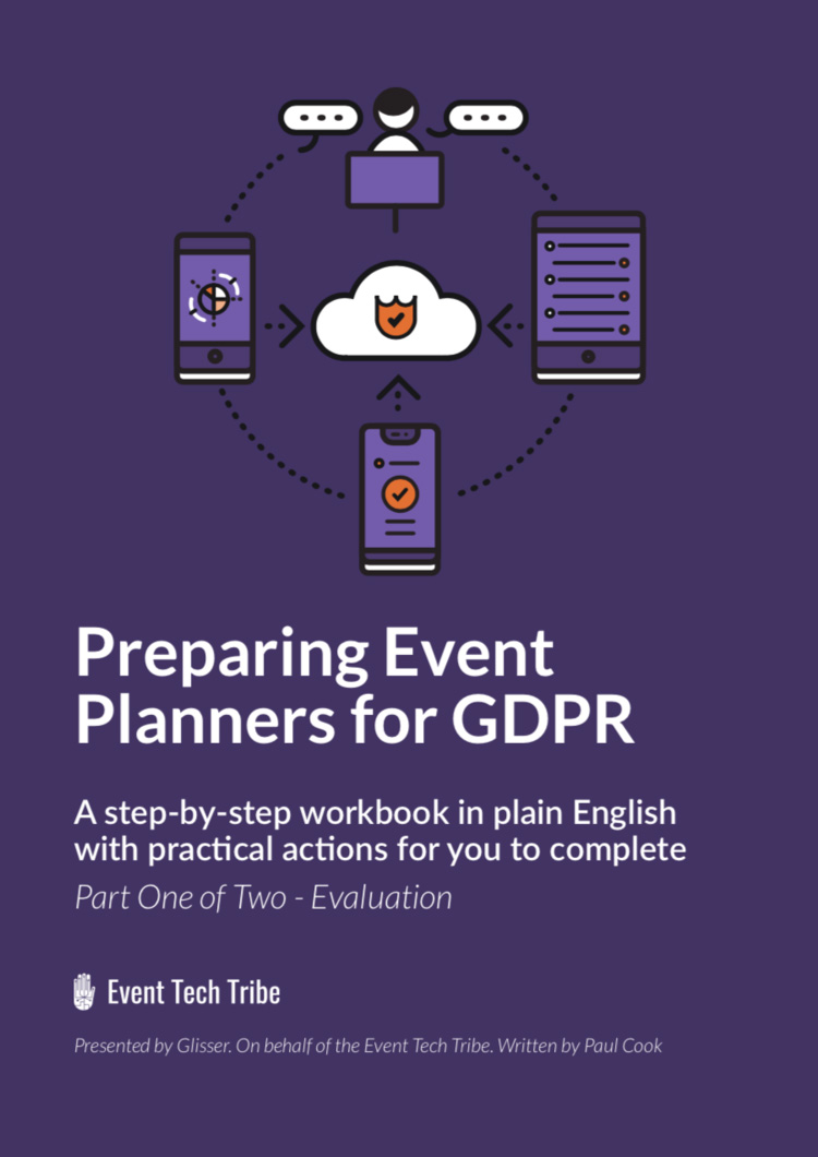 get prepared for gdpr a free e book event tech tribe