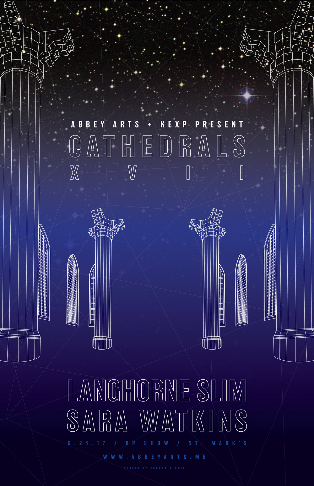 Cathedrals Promo