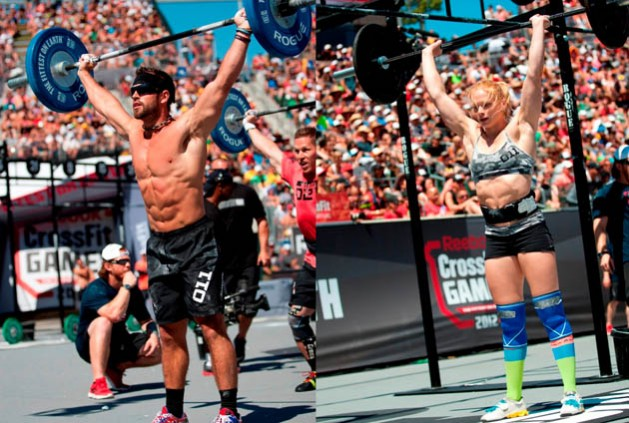 Competitors at the 2012 Reebok CrossFit Games. – Source