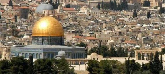 The Dome on the Rock –  Source