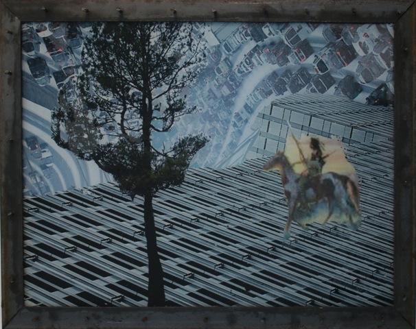Pitch Tree - 18 x 24