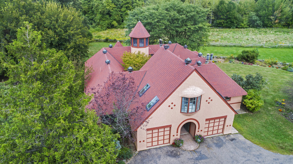 Hermle Photography aerial real estate photography in Massachusetts