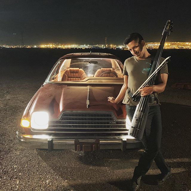 Who remembers this car? Nick seems to have some creepy connection to it.
