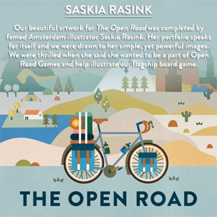 Information on Saskia Rasink.