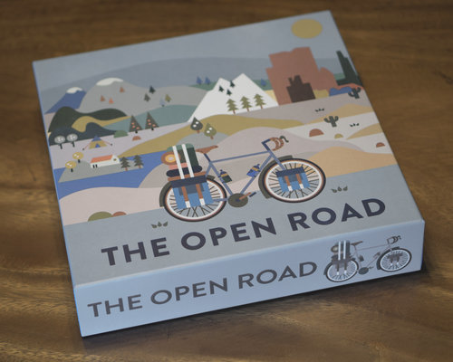 The Open Road!  Buy your copy here!