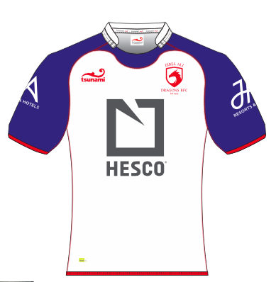 A throwback to the first ever Dragons strip