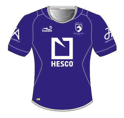 New Eco friendly first team kit