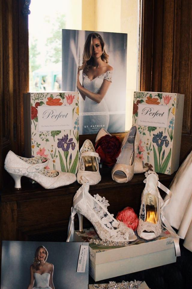 perfect Wedding Shoes Bride Worcestershire Wedding Open Evening