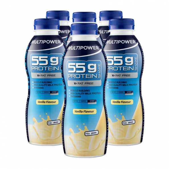 6 MP Protein Shakes - 30€