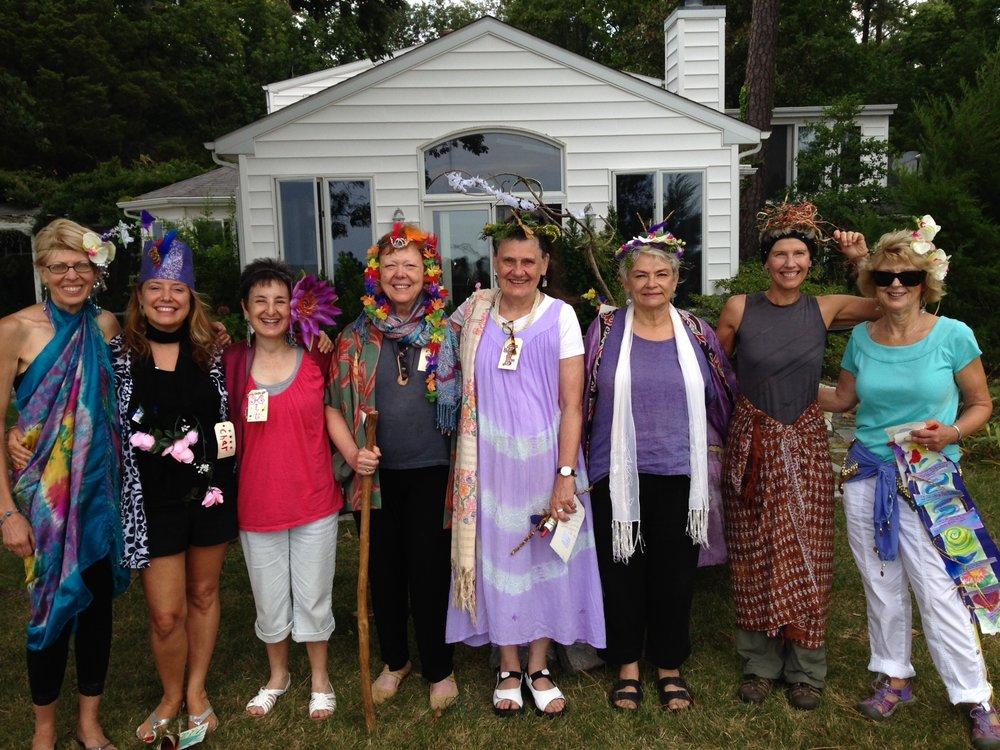Celebrating the Wise Woman Within- 2015  Chesapeake Bay, Maryland