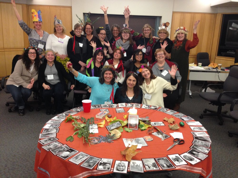 Celebrating the Wise Woman Within-2015  Expressive Arts Summit-   New York, NY
