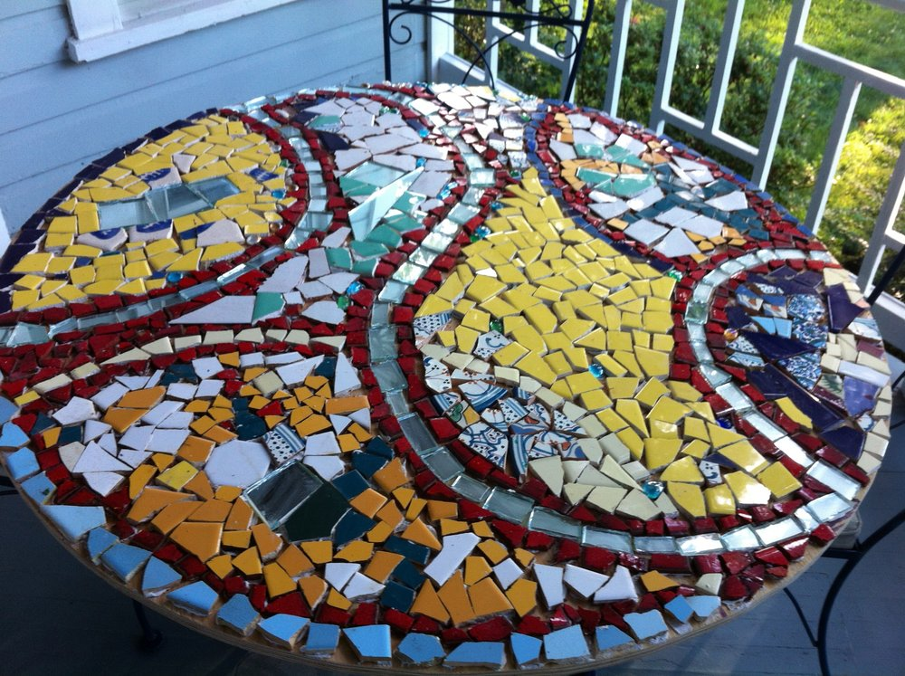Table 2015  Mosaic