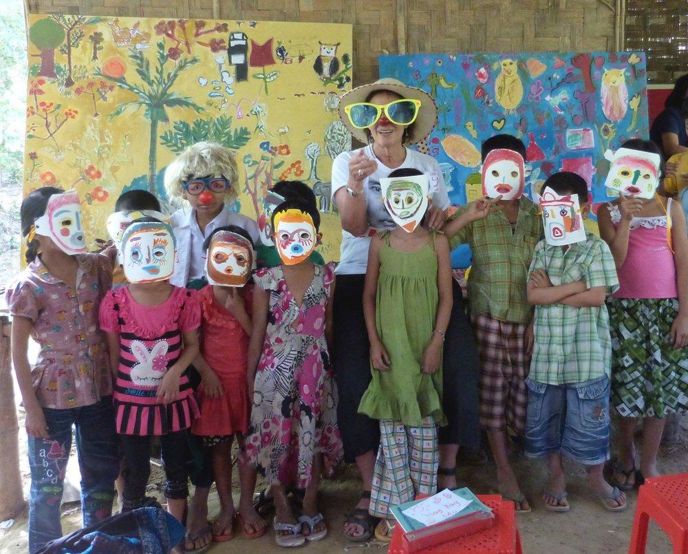 Masks-2015 Burma