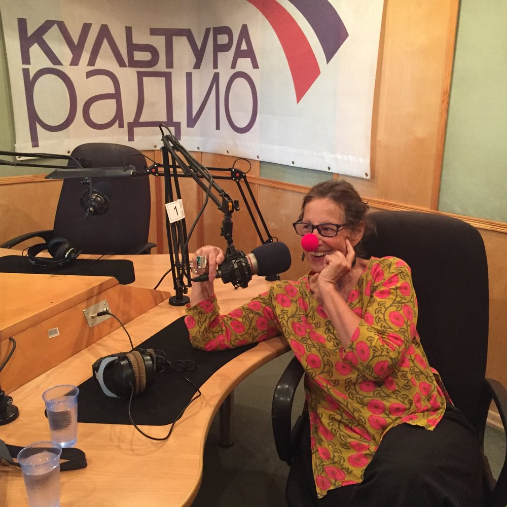 Radio Interview-Moscow 2016