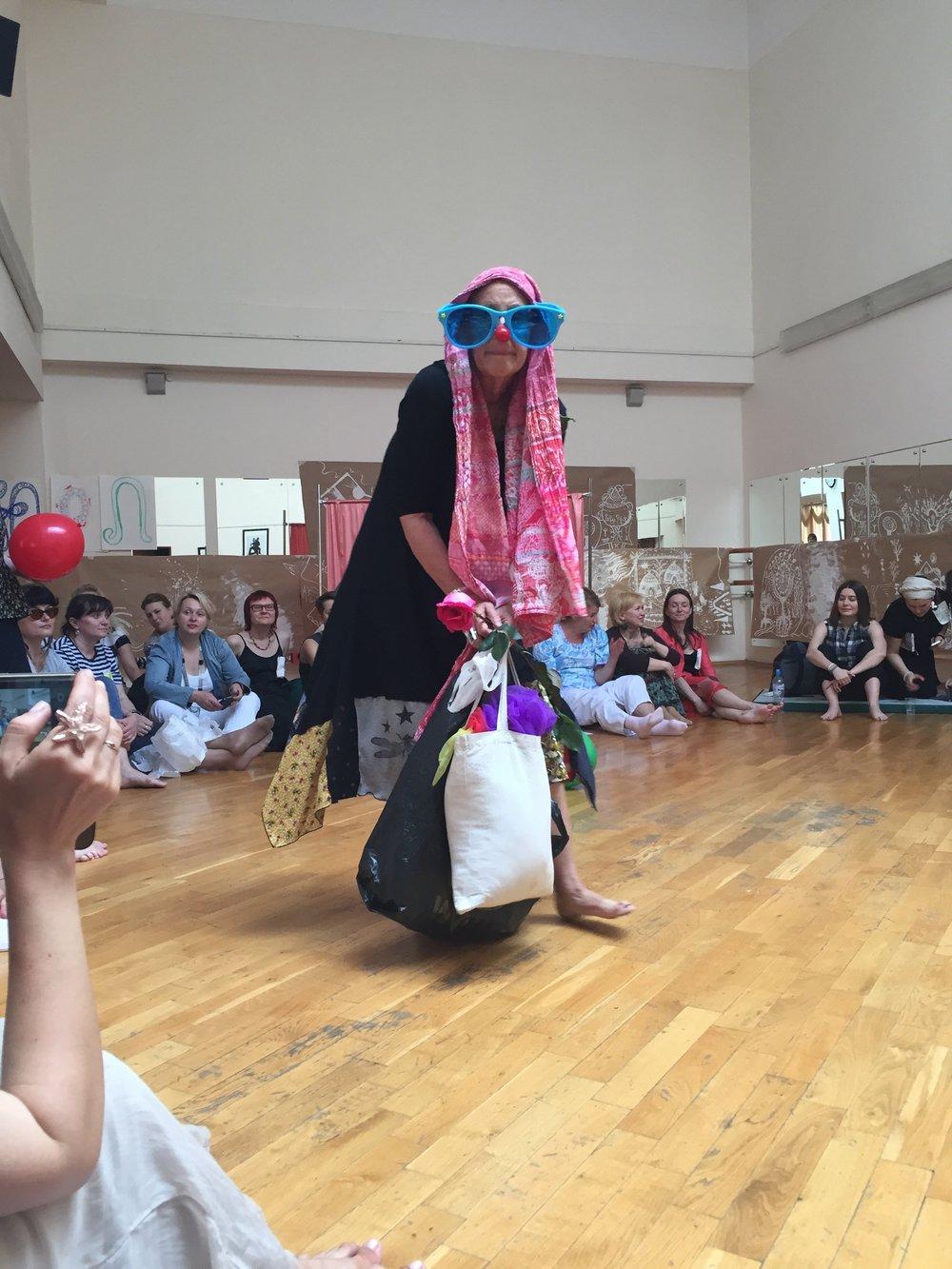 Clown Workshop- 2016