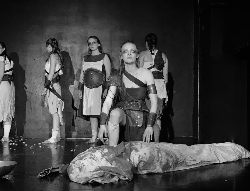 PENTHESILEA 24. Auftritt © Victoria Hauer