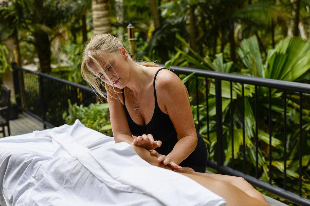 Kahuna Massage Byron Bay
