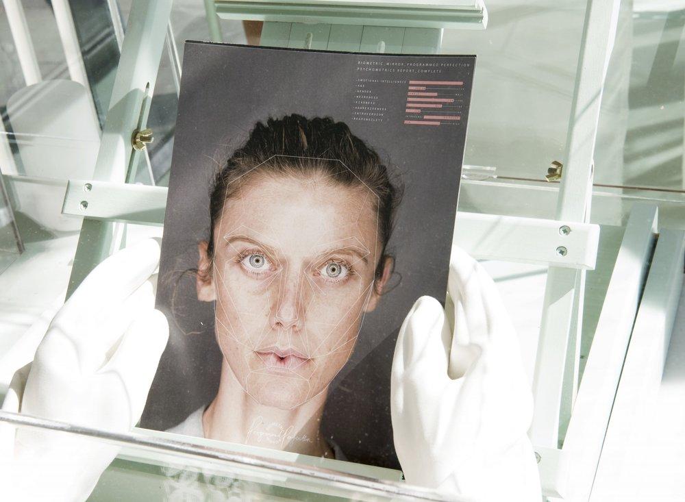 Biometric_Mirror_Jesse_Marlow_Lucy_McRae