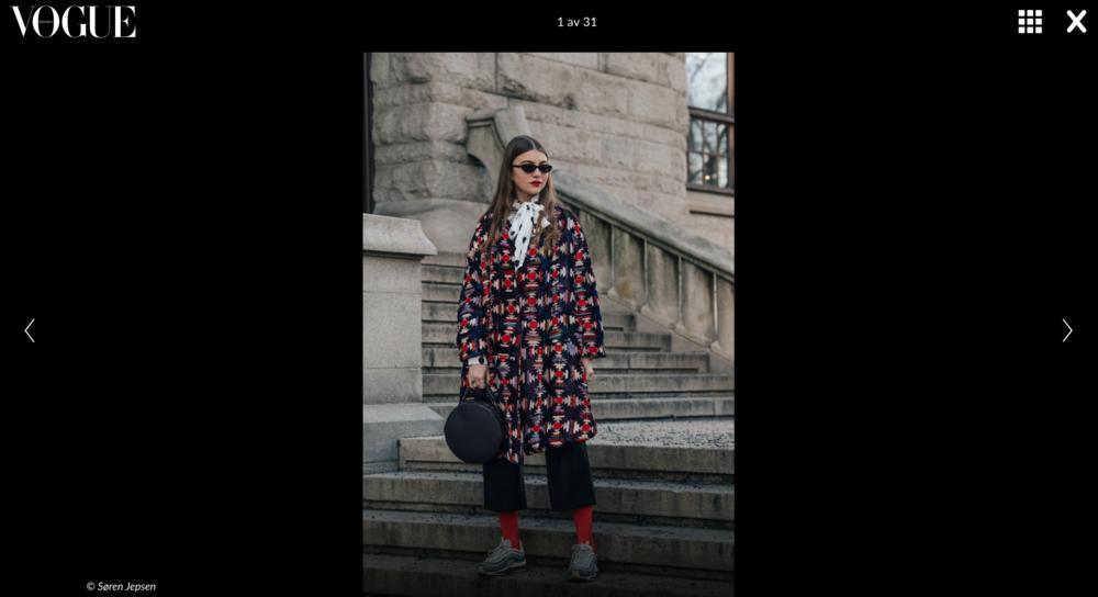 Vogue Gremany. Photo by: Søren Jepsen/The Locals