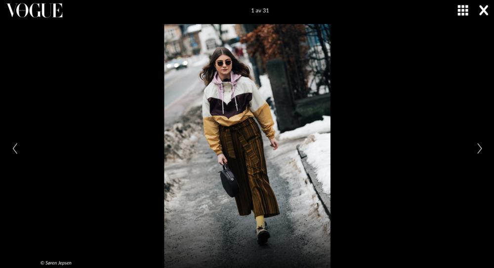 Vogue Germany. Photo by: Søren Jepsen/The Locals
