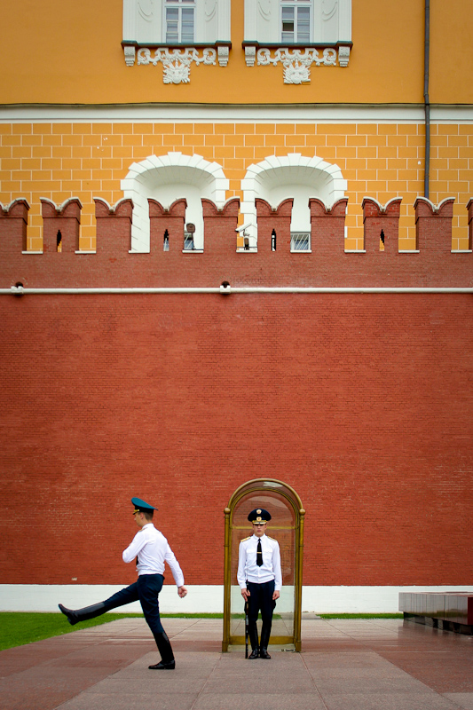 Palace Guards, Moscow