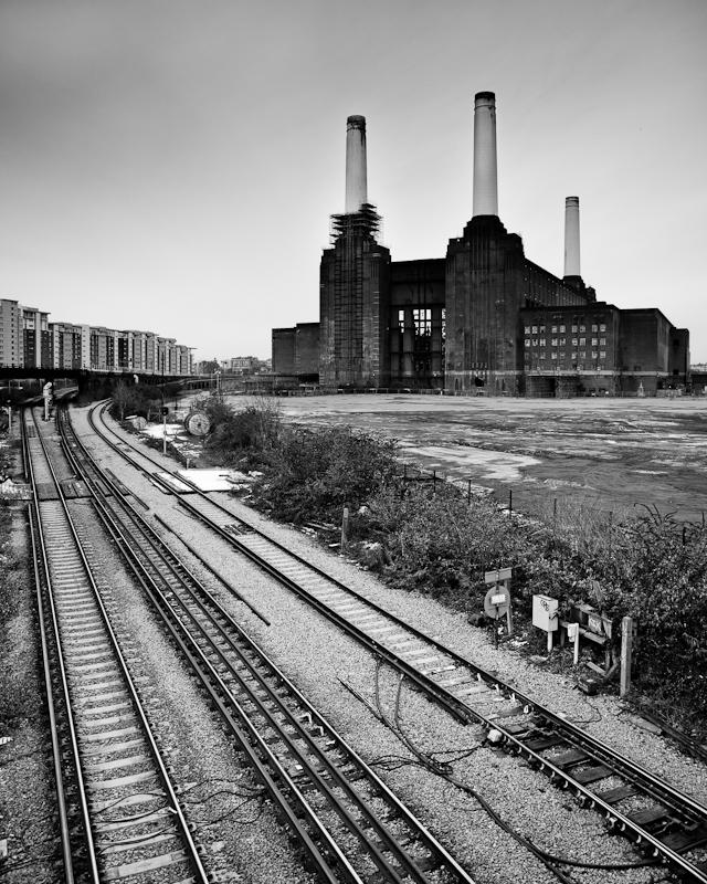 Battersea Power Station, London