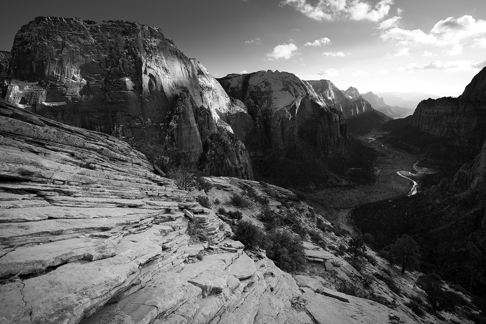 Zion Canyon from Angel's Landing II