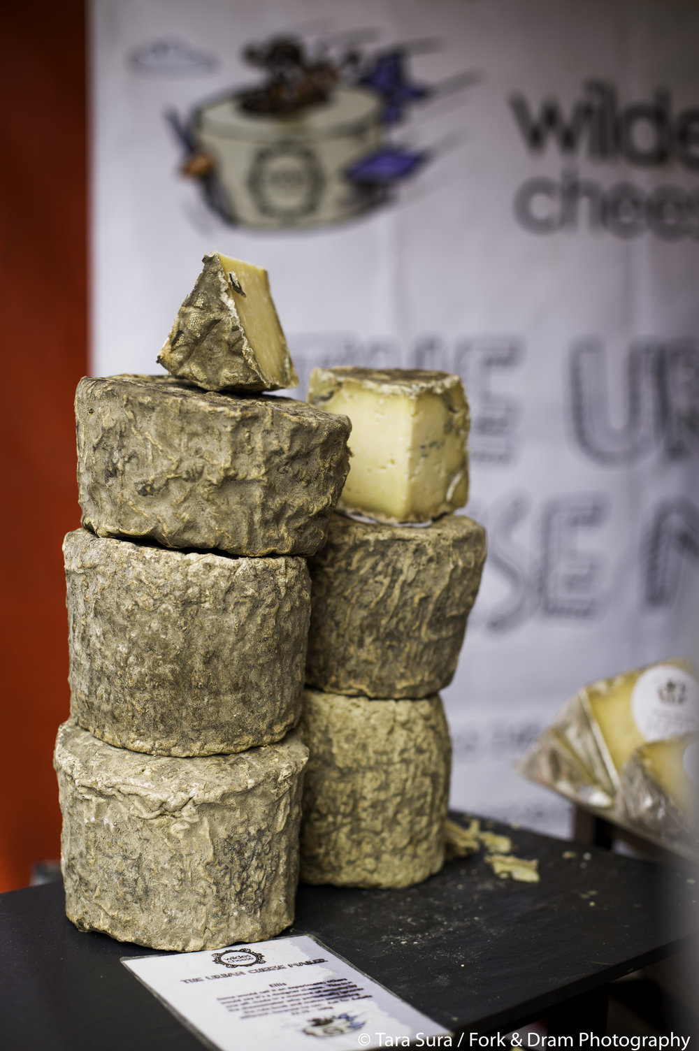 WILDE'S CHEESE The award winning urban cheesemakers of Tottenham return with their ever popular artisan cheeses https://wildescheese.co.uk/     Photo: Tara Sura/ Fork and Dram