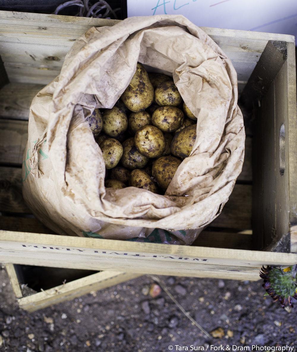 Photo:Tara Sura / Fork and Dram Photography  food: Forty Hall Farm