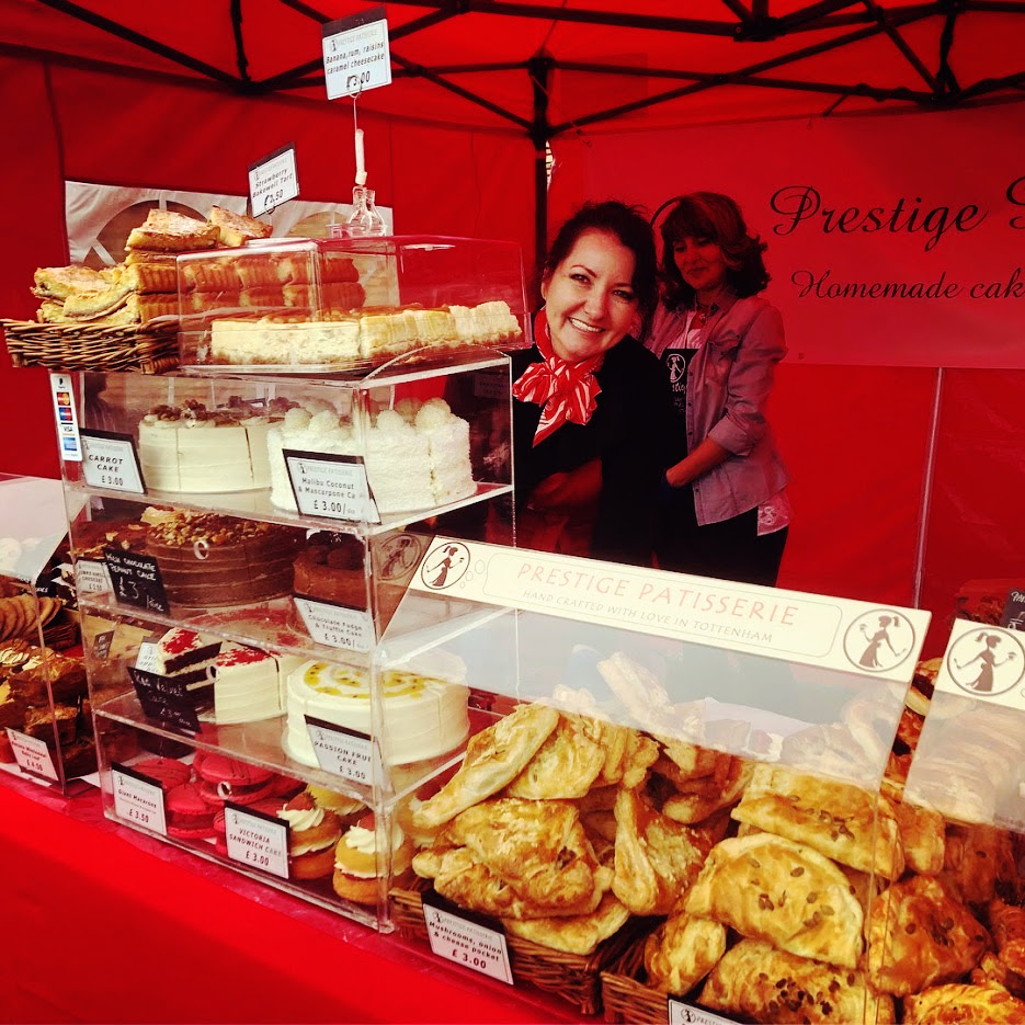 PRESTIGE PATISSERIE  Great Taste Award winning cakes and patisserie from Tottenham's bakery with a big heart  http://prestigepatisserie.com/