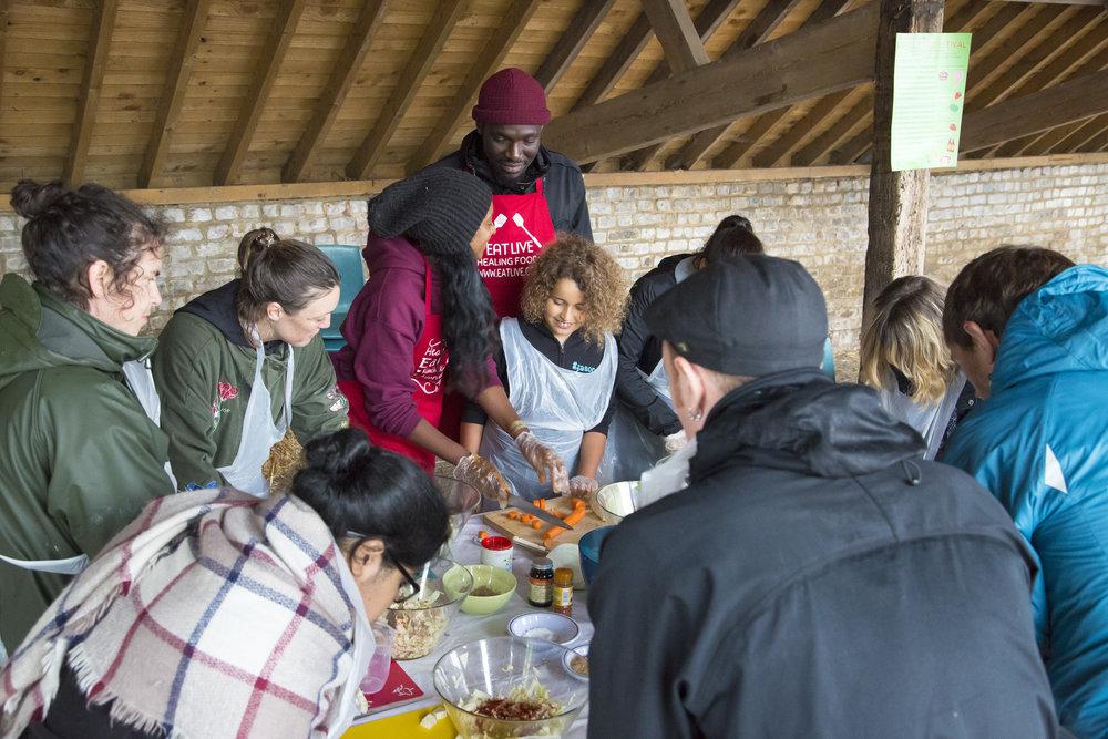 Eat Live Kimchi Workshop