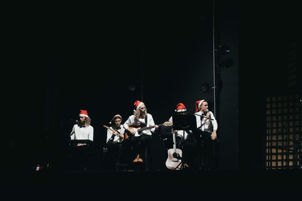 The CProd 2018 Band (minus Kotoni & Brenton)