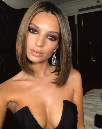 Emily Ratajkowski's LOB; sleek & sophisticated