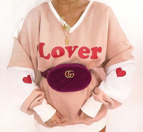 """LOVER"" slogan sweatshirt, MISSGUIDED.co.uk"