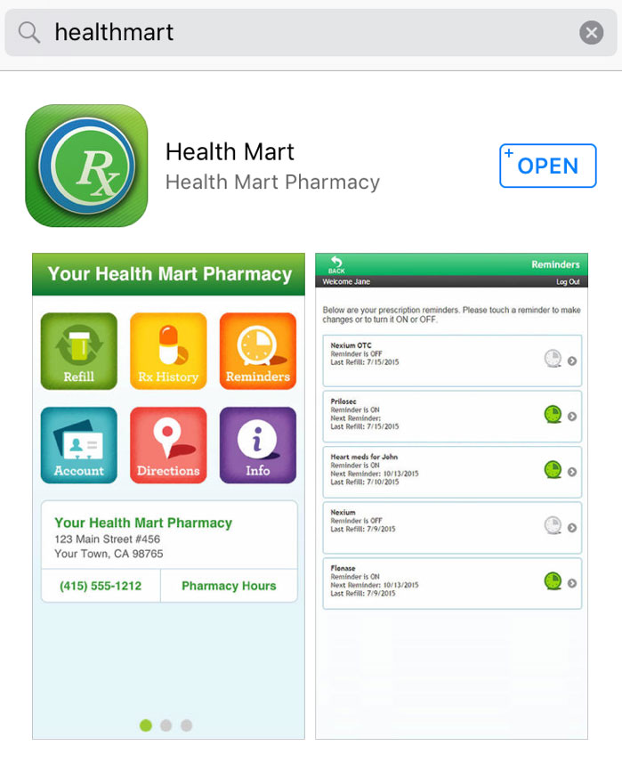 healthmart App-selection-page.jpg