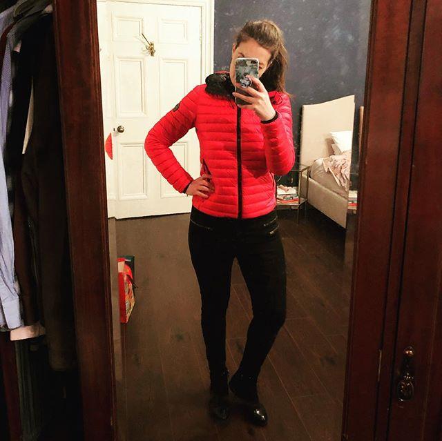Totally feeling my fab #sale buy from #superdry #feelingood #dogwalker #ootd #fashion #tallgirls