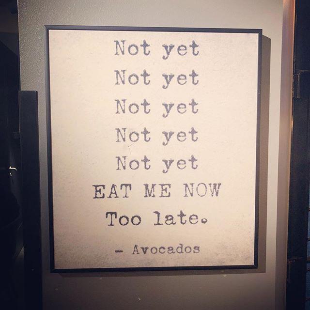 😂😂 #avocado #copenhagen #art #macaronmistress