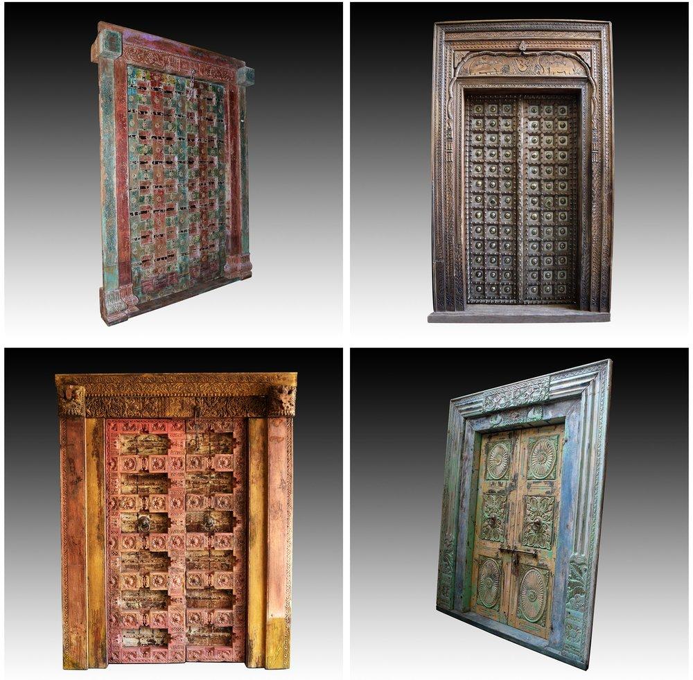 Door Page Intro.jpg - Antique Doors — Kennedy Raj