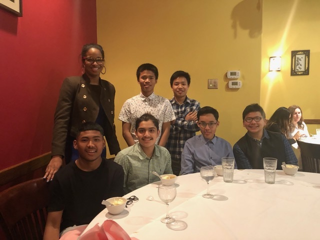 Copy of Eagle Scholars Etiquette Dinner