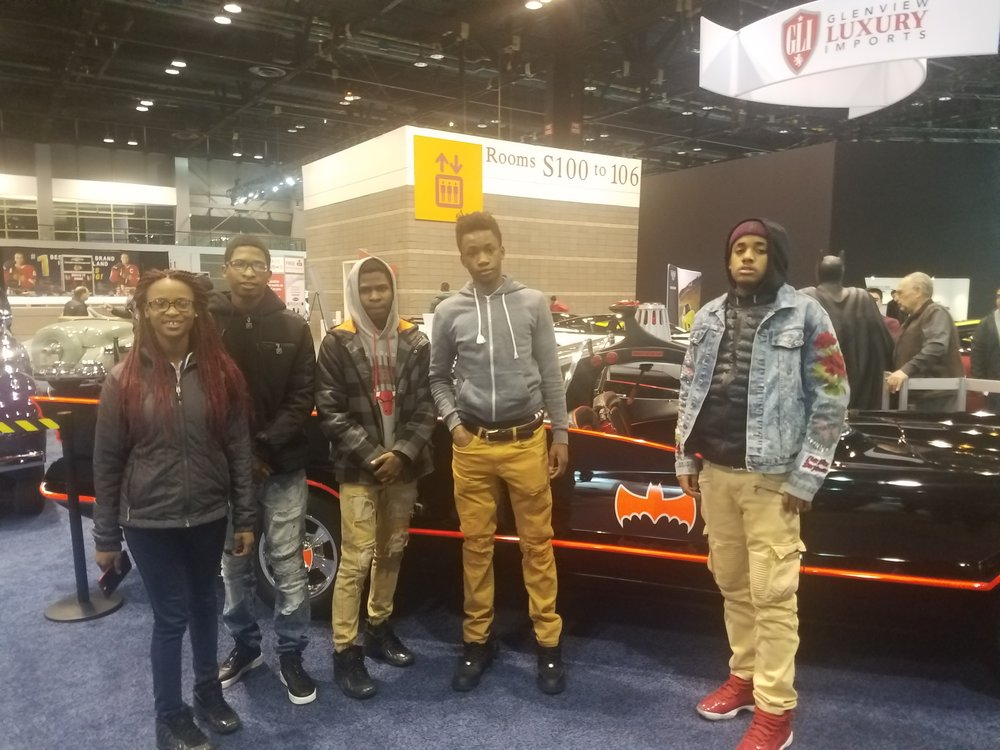 Copy of Family Matters Production Auto Show