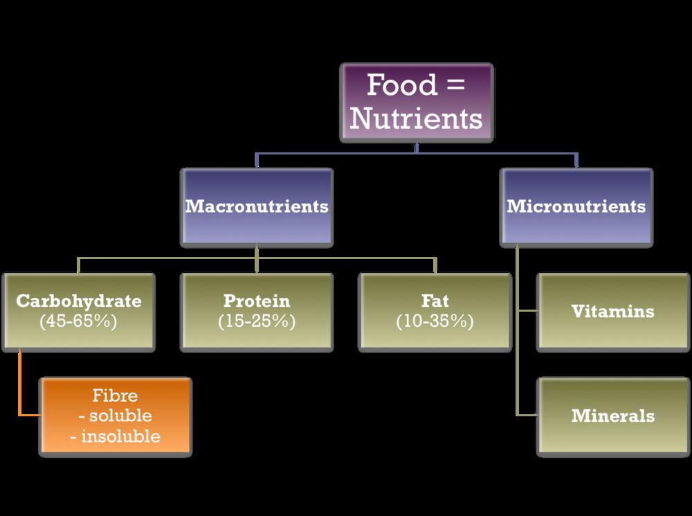 The Food Flowchart