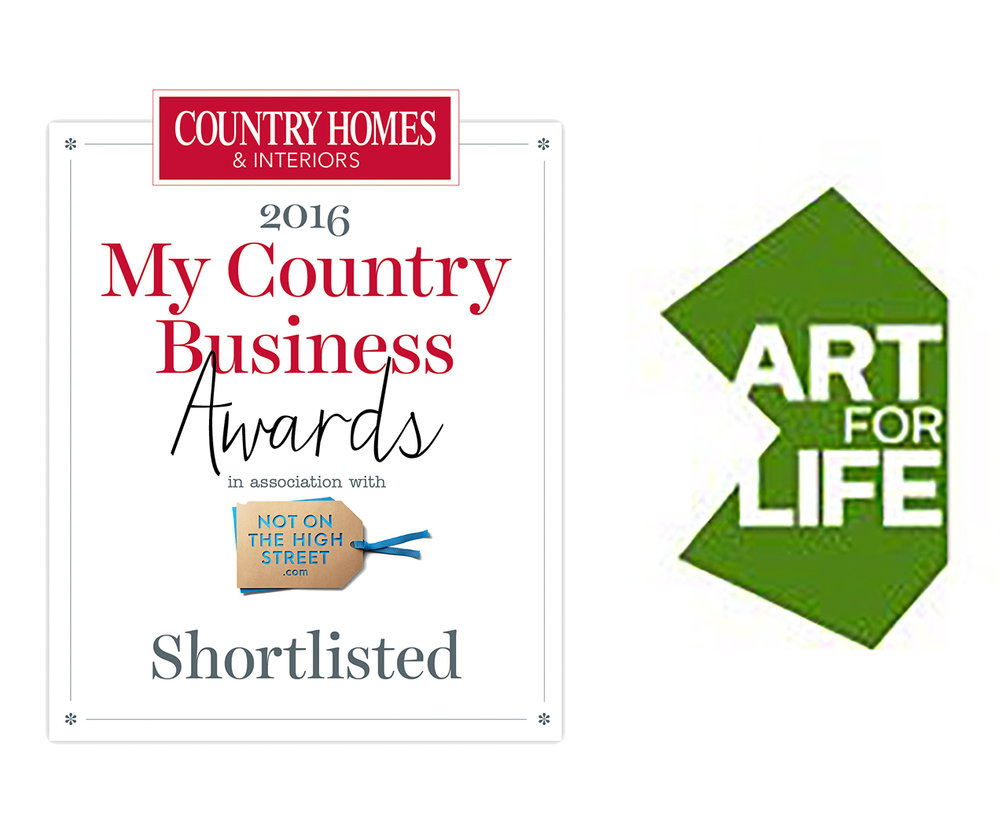 Abigayle has previously been commissioned by 'Art for Life'. She was also shortlisted for the 'My country business awards' 2016. - .