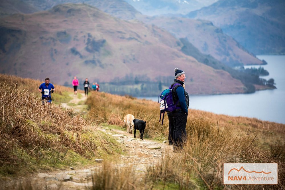 Race, or steady pace, the Ullswater Way Challenge has something for everyone!