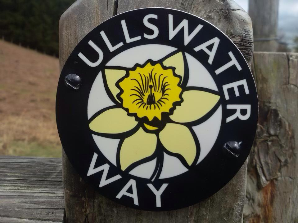 The Ullswater Way signage