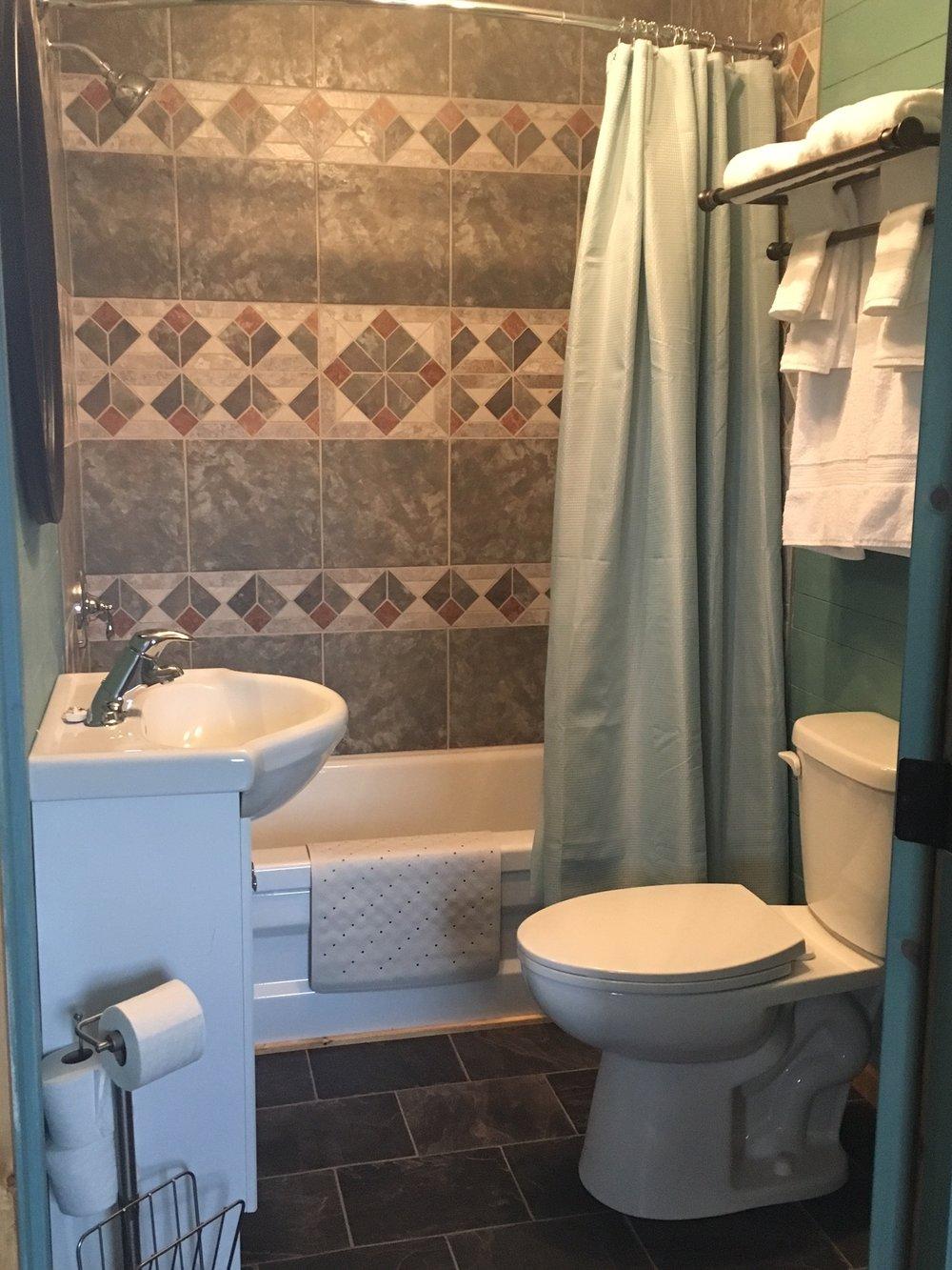 Private Bath -