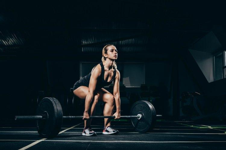 Benefits of Full Body Workouts - Woman