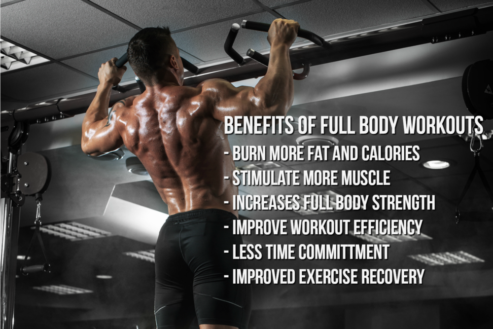 Primary Benefits of Full Body Workouts