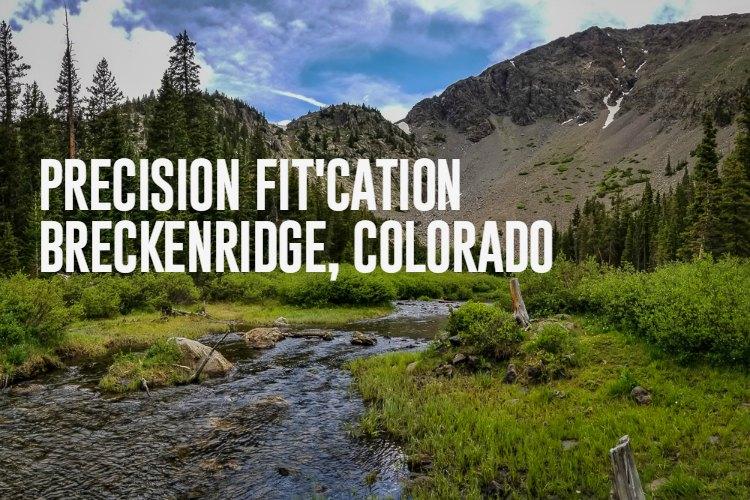 Breckenridge Precision FitCation